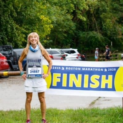 How One Mother Runner Uses Her Sport to Inspire Her Son