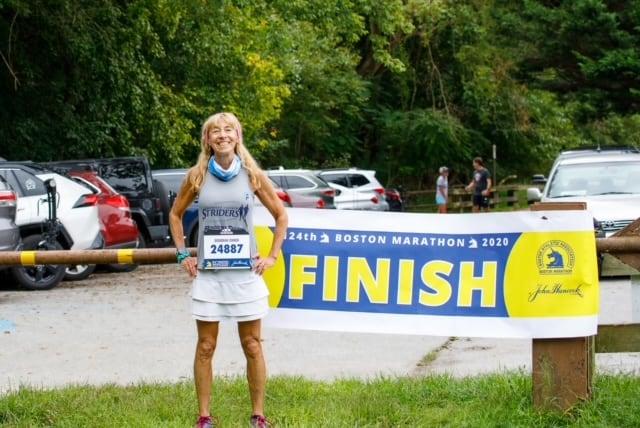 How One Mother Runner Uses Her Sport to Inspire Her Son // Interview with Boston Marathon Qualifier Debbie Cohen