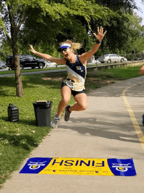 How One Mother Managed a Kidney Disease Diagnosis and Turned it into a Reason to Run // Interview with Boston Marathon Qualifier Cara Johnson