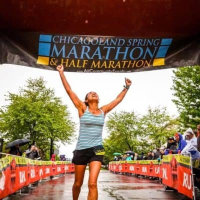 Learn the Three Ds to Going after Your Goal // Interview with Boston Marathon Qualifier Suzuka Hetterich