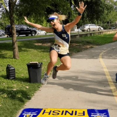 How One Mother Managed a Kidney Disease Diagnosis and Turned it into a Reason to Run