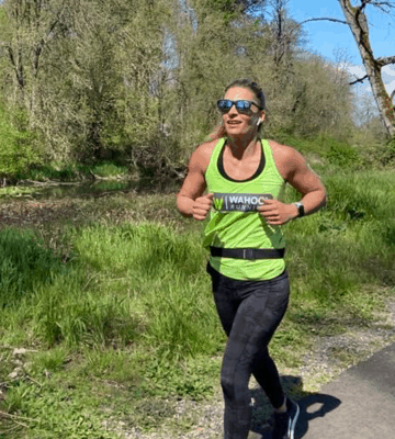 How One Mother Runner Cut a Full Hour off Her Marathon Time