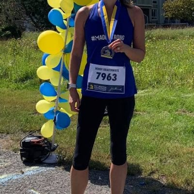 Why This Mother Runner Won't Let Multiple Sclerosis Keep Her from Crushing Goals